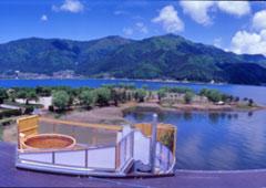 富士河口湖温泉 レイクランドホ...