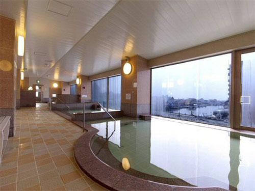 天然温泉ホテルパコ釧路 温泉【...