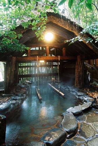 いこい 旅館 温泉 黒川